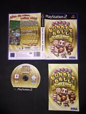 Ps2 Super Monkey Ball Deluxe OVP Sony PlayStation 2 #ps2#00804