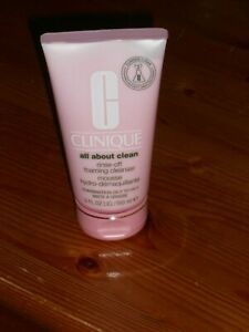 NEW Clinique Rinse-Off Foaming Cleanser 5oz 150ml
