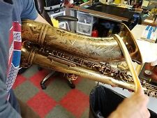 Selmer SBA Super Balanced Action Tenor Sax 5 Digit FULL OVERHAUL HOLY GRAIL!!!