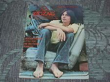 Zigzag  Magazine No 64  1976  Jackson Browne, Flying Burrito Bros, Little Feat,