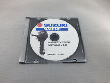 Suzuki Outboard Diagnostic Software  SDS 8.0 P/N 09933-19310