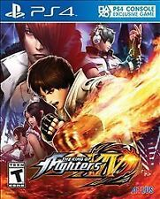 King of Fighters XIV (Sony PlayStation 4, 2016) NEW FACTORY SEALED