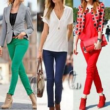 Cotton Machine Washable Regular Size Pants for Women