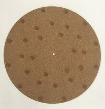 Vibes Audio Lab Turntable Cork Spot Mat(for Thorens,Linn,Pro-Ject,Rega)