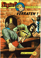 SIGURD Nr. 191 - Verraten !  - Sammlerausgabe N. Hethke Verlag (1993-07)