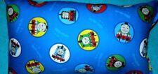 NEW Thomas the Tank Engine Pillow Great Sleep Travel Play Railroad Fun Thomas