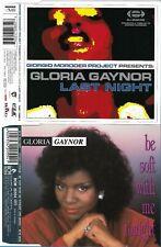 GLORIA GAYNOR - Be Soft With Me Tonight + Last Night (2 CDSingles)