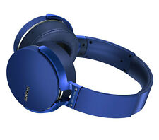 Sony MDRXB950BT/L Extra Bass Bluetooth Wireless Headphone MDR-XB950BT Blue (NEW)