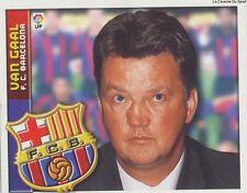 VAN GAAL # NETHERLANDS FC.BARCELONA LIGA 2003 ESTE STICKER CROMO