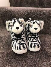 Adidas Jeremy Scott Toddler Black And White Tiger Size Us 6k