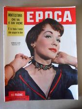 EPOCA n°142 1953 Barbara Laage I nuovi politici di Montecitorio  [G770]