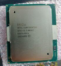 intel E7-4890v2 ES QFKJ 2.8ghz 15 core like SR1GL