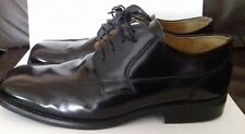 NEXT LEATHER SHOES UK 9 worn once at wedding ideal work interview races mod soul