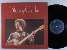 STANLEY CLARKE Self Titled NEMPEROR NE-431 LP VG+ ~
