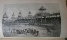 Kentucky Fair Horse Racing 1889 Armerican Artists- James Whistler William Dannat