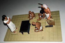 DELPRADO Egypte - Saynètes - Mini Diorama - Prètresses - 10 autres disponibles