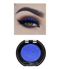 5x Maybelline Colorshow Color Show Mono Eyeshadow Soho Blue
