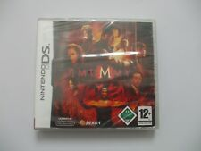 BRAND NEW & SEALED Original Nintendo DS The Mummy Tomb Of The Dragon Emperor