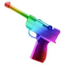 SALE!!!  MM2 CHROMA LUGER GODLY gun Roblox Murder Mystery 2 CHEAPEST on EBAY!!!