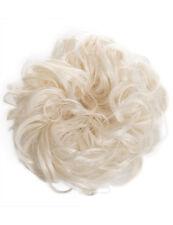 KOKO Hair Scrunchie Large Curly Messy Bun Updo Hairpiece Wrap Various Natural