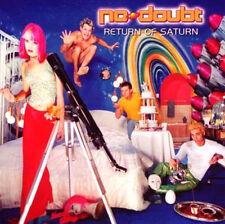 NO DOUBT RETURN OF SATURN CD Album MINT/EX/MINT *