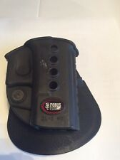 FOBUS PADDLE HOLSTER GLOCK GL2 ND RIGHT HAND