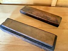 Vintage Boxed Washita Oilstone / Sharpening Stone