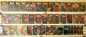 BATMAN Shadow of the BAT #1-32 (NOT COMPLETE LOT) (1990's DC Comics)
