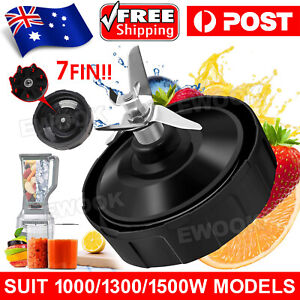 Replacement 7Fin Extractor Blade Blender For Nutri Ninja Auto IQ 100013001500 AU