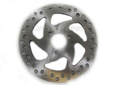 Gas Scooter Brake disk Part 140mm 5.5 in diameter Petrol 49cc Motor xtreme evo