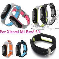 Handgelenk (Strap) Armband aus Silikon Ersatz ArmbandFor Xiaomi MI Band 4 3