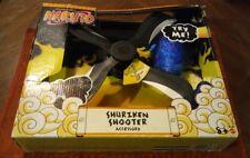 Naruto Shonen Jump Shuriken Shooter Accessory Mattel 2006