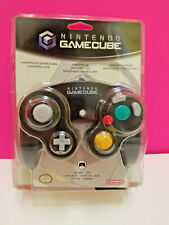 NEW Nintendo GameCube Jet Black Official Controller Sealed DOL A CK2