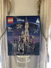 LEGO Disney Princess The Disney Castle (#71040)