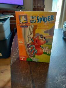 Itsy Bitsy Spider Game Milton Bradley *Sealed* 2002