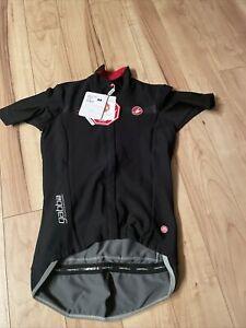 Two Day Sale Castelli Women/'s Bellissima Cycling Jersey Black S-XL