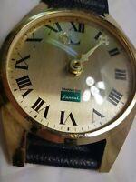 Vintage Sansui Huge Watch Style Wall Clock Advertising