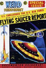 Weird Magazine Fantasy Vintage Science Fiction 11x17 Poster