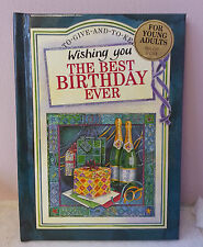 Wishing You the Best Birthday Ever by Exley Publications Ltd (Hardback, 1998)