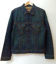Gap Mens Trucker Dark Blue Denim Jacket Size M. New & Unworn. Cost £60