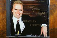 Kingsley Looker - Music Of The Night  -  CD, VG