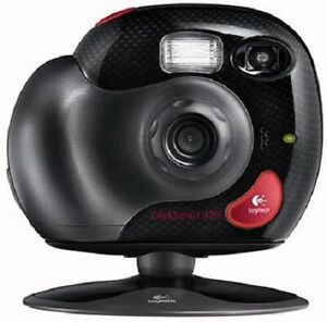 LOGITECH ClickSmart 420 Dual-Mode CAMERA (USB) VIDEO CAM Kit
