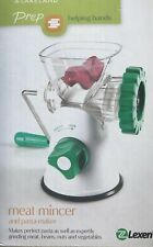 meat mincer and pasta maker Lexen
