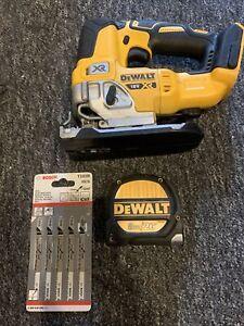 Dewalt Xr Jigsaw Dcs334 18v Bare Unit Fully Working