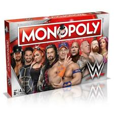 WWE Edition Monopoly Official Merchandise