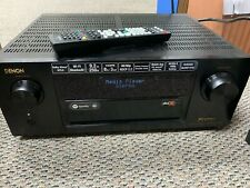 Denon Avr X6200W In Command Series w/ bluetooth and wifi, used, great condition
