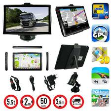 7 Zoll LKW Navigationsgerät  PKW BUS GPS POI Blitzer MP3 Video eBook