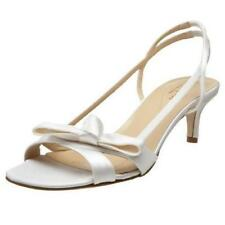 a23c339aa880 Kate Spade Mattie Bridal Sandals in Ivory Satin Women s US Size 5 M