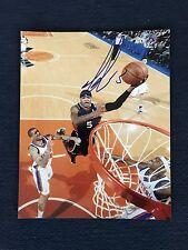 Josh Smith Signed 8 X 10 Photo Autographed Basketball