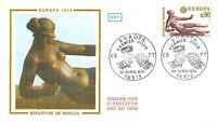 Enveloppe FDC 1er Jour EUROPA 1974 n1